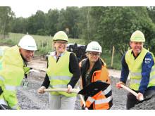 Magnus Andersson, Derome, Ann-Charlotte Stenkil (M), Veronica Ehrington, MTA, Jana Nilsson (S)