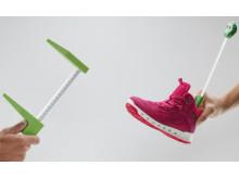 Mätstickor för skor