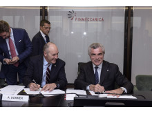 Sale of AnsaldoBreda and Ansaldo STS from Finmeccanica to Hitachi completed