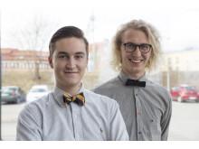 Viktor Enghed och Paul Löwen-Åberg