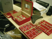 Op Veneer gold jewellery seized from Harrods safe deposit box