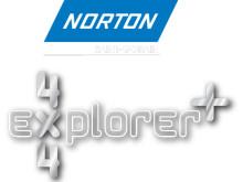 Effektiv skæring af flere forskellige materialer med én og samme diamantklinge. Logo