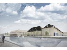 Kuglegården (Bild: Gjøde & Partnere Arkitekter)