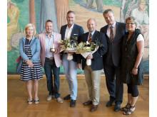 Companipriset 2012 delades ut under Kulturkalasets första dag