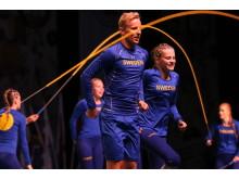 Sverige tävlade i World Cup
