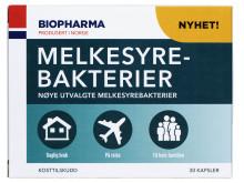 Biopharma melkesyrebakterier
