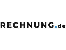 RECHNUNG-de-logo-black