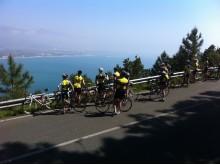C2 Vertical Safety cyklar eget Giro di Italia