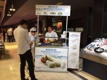Degustación Bacalao Noruego Bilbao 2017