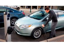 Ford går forrest i amerikansk bil-revolution