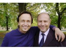 Alessandro Catenacci & Johan Hellström