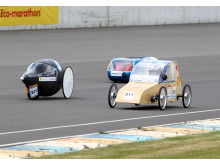 Shell Eco-marathon 2012