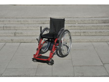 Chalmersstudenternas rullstol 1