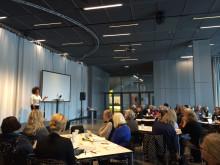 Föreläsning av Marika Carlsson 8 oktober 2014