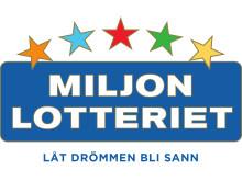 Miljonlotteriet logo