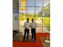 Kebony mit Innovationsmedaille ausgezeichnet