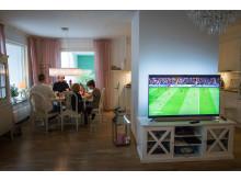 Lägenhet i Sundbyberg.