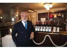 Greven Francesco Marone Cinzano - ägare av prestigeproducenten Col d´Orcia i Montalcino, Toscana