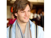 USA-stipendium till Johan Grip