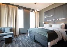 Quality Hotel The Box välkomnar sina första hotellgäster!