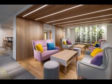 Comfort Hotel Prague City East_Lobby meeting rooms 1