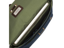Knomo Troon Canvas Body Messenger 13""