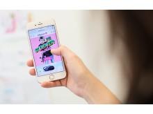 Enklare att filtrera och konvertera från mobil