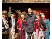 Come and see the Zirkus med Niels Olsen til Bakkens åbning 2019