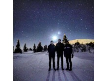 Stjernejakt i Trysil