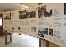 Bild 1 - utställningen Ralph Erskine - Arkitekt med engagemang för samhället och människan