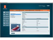 High res image - Kongsberg Maritime - Vessel and Fleet performance