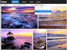 Etsi ilmaisia kuvia Flickristä