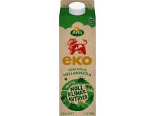 Arla Eko Netto Noll Mellanmjölk