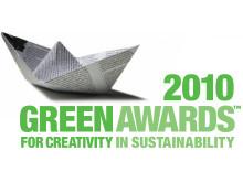 """Toyotas miljö-app """"Vattenglaset"""" nominerat till tre Green Awards"""