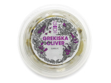 Good Time Grekiska oliver Garlic