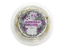 Good Time Grekiska oliver Garlic