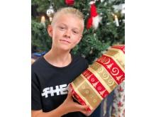Theoz är med i Aktion Julklappen