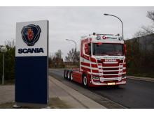 Ny 4-akslet kroghejsbil til Vognmand Per Andersen