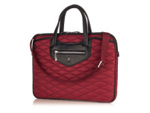 "Nyhed: Knomo Charlotte 14"" Slim Laptop Briefcase"