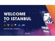 Welcome MIBR