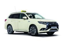 Plug-in Hybrid Outlander Taxi