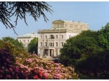 Villa Hügel Essen Haupteingang © Historisches Archiv Krupp, Essen