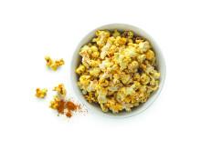 Popcorn maker för mikron currysmak