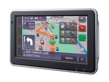 En GPS-navigator