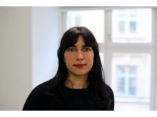 Rosa Fernandez, filmkonsulent på Filmbasen. Foto: Ester Martin Bergsmark.