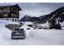 Audi elektrificerer World Economic Forum i Davos med Audi e-tron flåde
