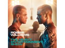 Robbie Williams - The Heavy Entertainment Show albumomslag