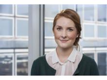 Emelie Johansson Servicechef MTR Express