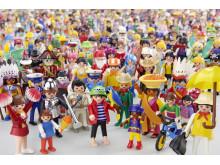 Auszeichnung zum 40. Geburtstag: PLAYMOBIL ist Superbrand Germany 2014