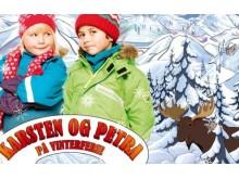 Karsten og Petra er en av filmene Get spanderer på kundene i desember